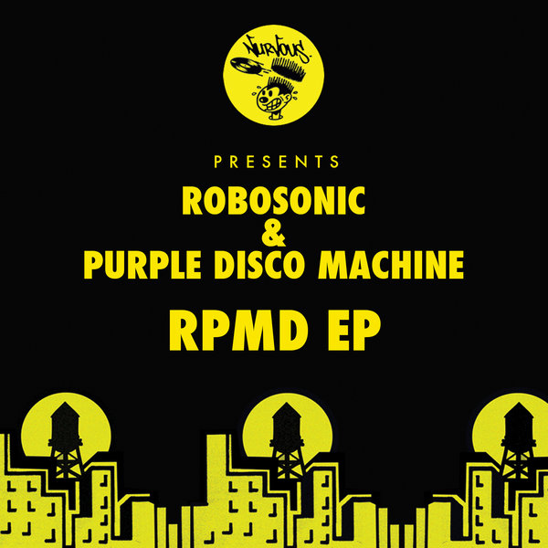 Robosonic & Purple Disco Machine - RPMD [NUR23606]